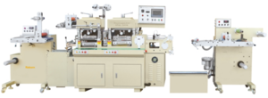 RBJ-330B High speed hot foil stamping and die cutting machine