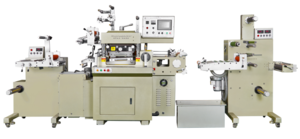 RBJ-330A High Speed Die Cutting Machine